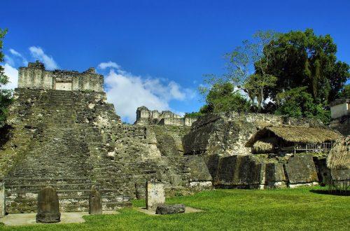Vakantie Tikal Guatemala
