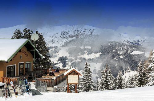 Wintersportvakantie in Oostenrijk
