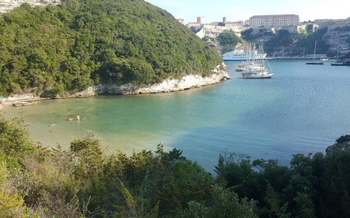 Corsica is een verbluffende schoonheid