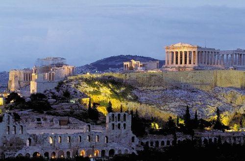 Athene als hippe zomerbestemming