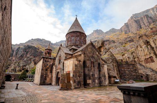 Rondreizen Armenië
